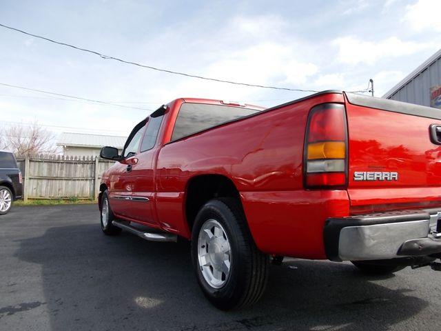 2007 GMC Sierra 1500 Classic SLE1 Shelbyville, TN 3