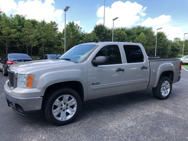 2007 GMC Sierra 1500 SLE1 Houston, TX 0