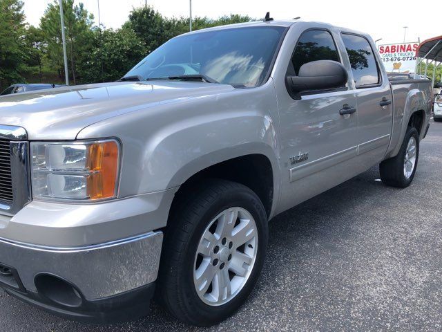 2007 GMC Sierra 1500 SLE1 Houston, TX 1
