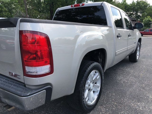 2007 GMC Sierra 1500 SLE1 Houston, TX 7