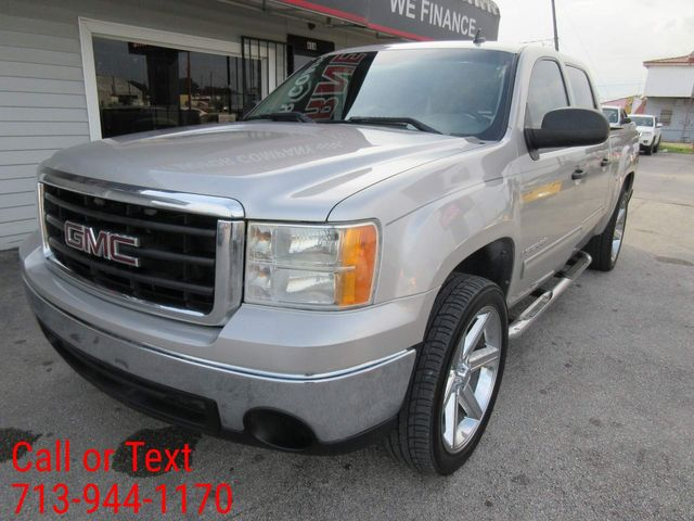 2007 GMC Sierra 1500 SL south houston, TX 1