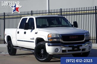2007 GMC Sierra 2500 Clsc SLT One Owner Clean Carfax in Plano Texas, 75093