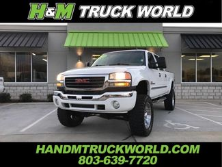2007 GMC Sierra 2500 Clsc SLT *LIFTED*DURAMAX* BADD BOYY in Rock Hill, SC 29730