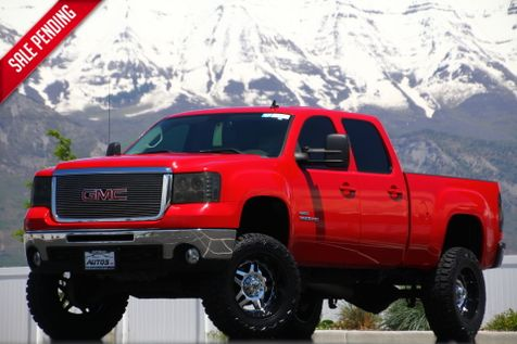 2007 GMC Sierra 2500HD SLT Z71 4x4 in , Utah