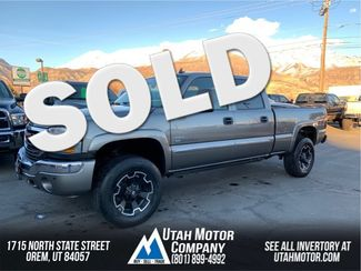 2007 GMC Sierra 2500HD Classic SLE1   Orem, Utah   Utah Motor Company in  Utah