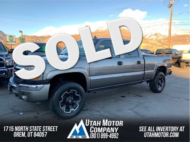 2007 GMC Sierra 2500HD Classic SLE1 | Orem, Utah | Utah Motor Company in  Utah