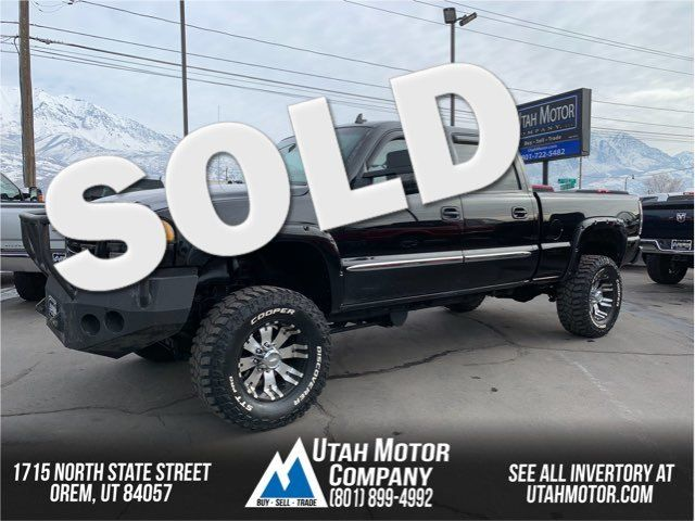 2007 GMC Sierra 2500HD Classic SLT | Orem, Utah | Utah Motor Company in  Utah