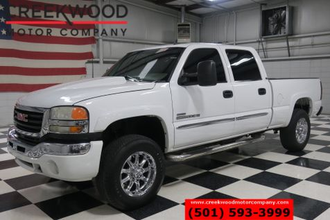 2007 GMC Sierra 2500HD Classic SLT 2WD Diesel LBZ Allison Leather Htd Chrome 20s in Searcy, AR