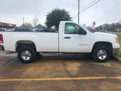 2007 GMC Sierra 2500HD Work Truck | Greenville, TX | Barrow Motors in Greenville, TX