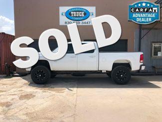 2007 GMC Sierra 2500HD SLT   Pleasanton, TX   Pleasanton Truck Company in Pleasanton TX