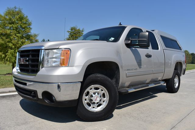 2007 GMC Sierra 2500HD SLE2
