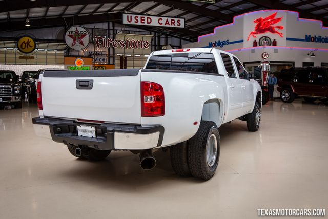 2007 GMC Sierra 3500HD DRW SLT 4X4 in Addison Texas, 75001