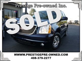 2007 GMC YUKON SLT ((**AWD**//REAR DVD//BOSE/MOONROOF**))  in Campbell CA