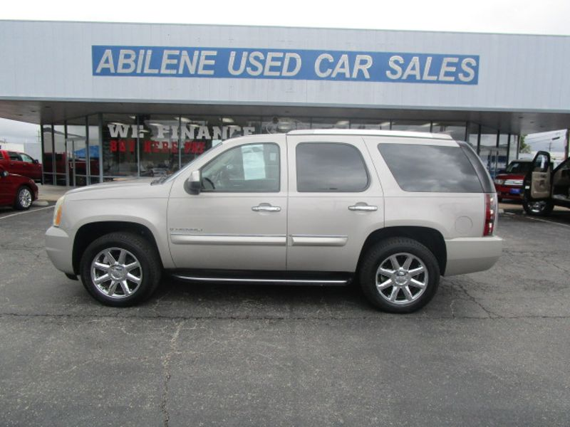 2007 Gmc Yukon Denali Abilene Tx Abilene Used Car Sales