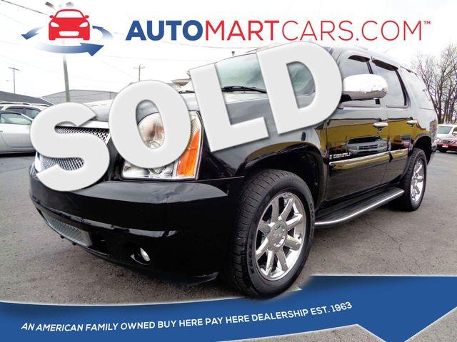2007 GMC Yukon Denali  | Nashville, Tennessee | Auto Mart Used Cars Inc. in Nashville Tennessee