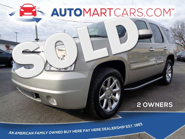 2007 GMC Yukon Denali  | Nashville, Tennessee | Auto Mart Used Cars Inc. in Nashville Tennessee