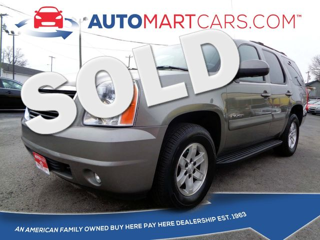 2007 GMC Yukon SLT | Nashville, Tennessee | Auto Mart Used Cars Inc. in Nashville Tennessee