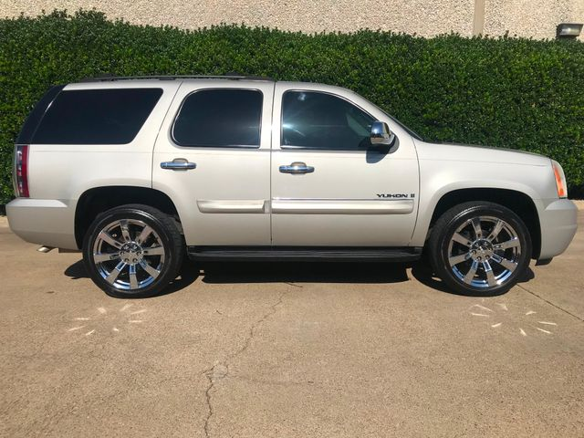 2007 GMC Yukon SLE w/Leather, 22's, Well Serviced in Plano Texas, 75074