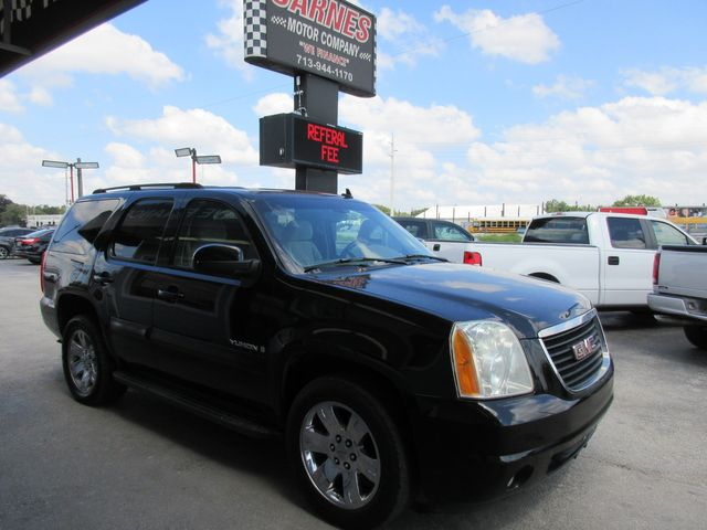 2007 GMC Yukon SLE south houston, TX 4