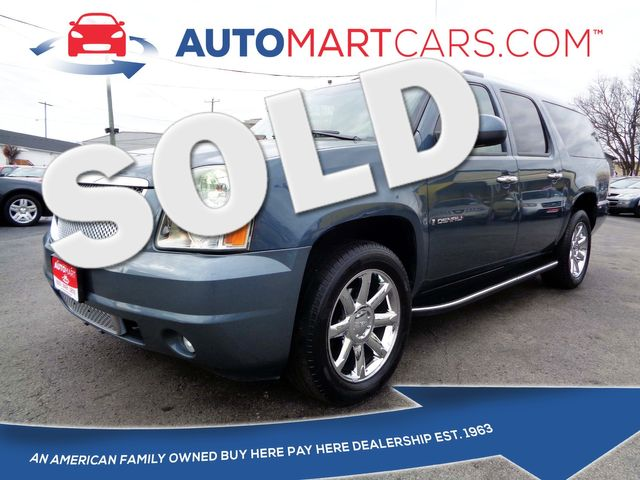 2007 GMC Yukon XL Denali  | Nashville, Tennessee | Auto Mart Used Cars Inc. in Nashville Tennessee