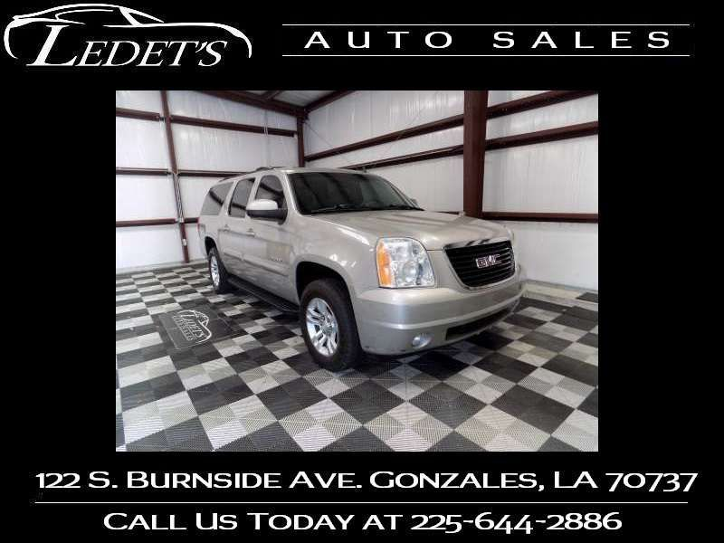 2007 GMC Yukon XL SLT - Ledet's Auto Sales Gonzales_state_zip in Gonzales Louisiana