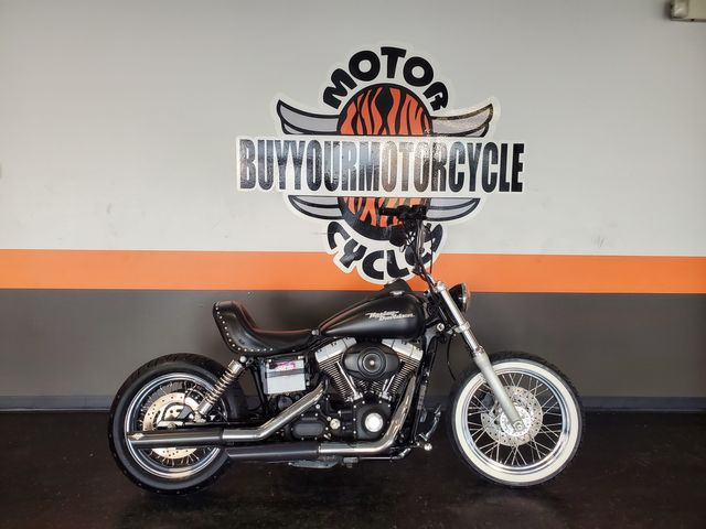 2007 Harley-Davidson Dyna Glide Street Bob™ in Fort Worth , Texas 76111