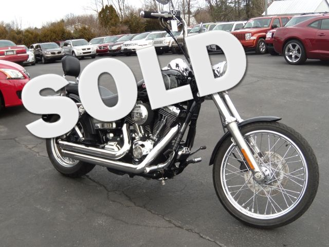 2007 Harley-Davidson Dyna Glide Wide Glide®