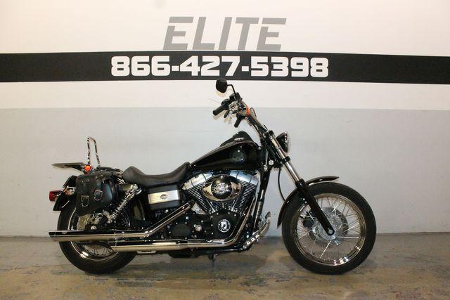 2007 Harley Davidson Dyna Street Bob