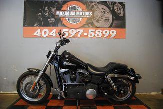 2007 Harley-Davidson Dyna Street Bob FXDB Jackson, Georgia 9
