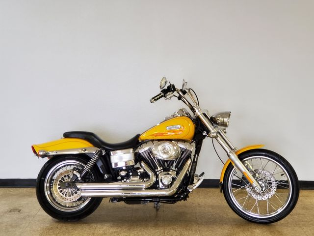 2007 Harley-Davidson Dyna Wide Glide FXDWG in Fort Worth , Texas 76111