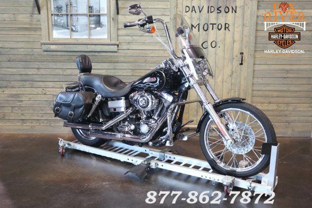 2007 Harley-Davidson DYNA WIDE GLIDE FXDWG WIDE GLIDE FXDWG
