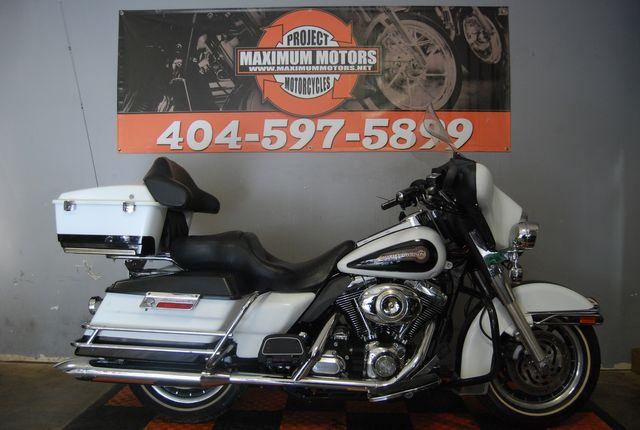 2007 Harley-Davidson Electra Glide Classic FLHTC Jackson, Georgia
