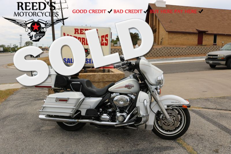 2007 Harley Davidson Electra Glide Ultra Classic | Hurst, Texas | Reed's Motorcycles in Hurst Texas