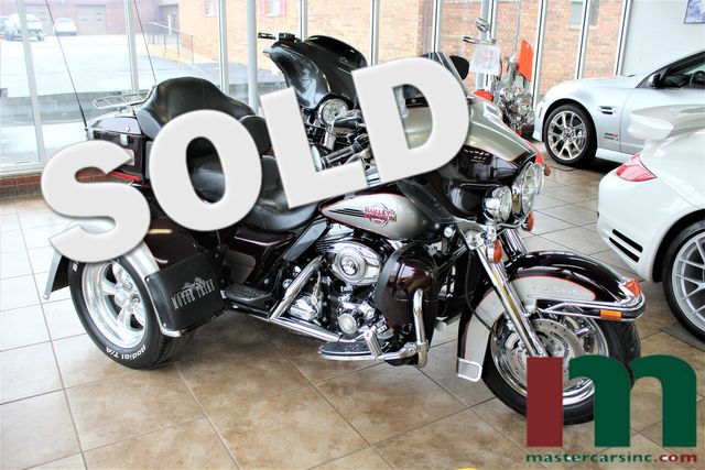 2007 Harley-Davidson Electra Glide® Tri-Glide Ultra Classic® Trike | Granite City, Illinois | MasterCars Company Inc. in Granite City Illinois