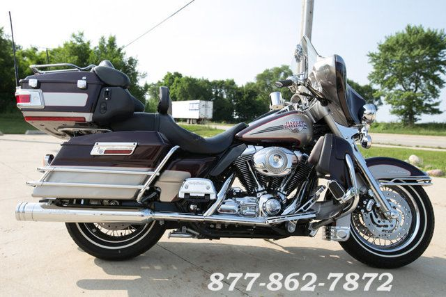 2007 Harley-Davidson ELECTRA GLIDE ULTRA CLASSIC FLHTCU ULTRA CLASSIC FLHTCU