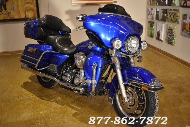 2007 Harley-Davidson ELECTRA GLIDE ULTRA CLASSIC FLHTCU ULTRA CLASSIC