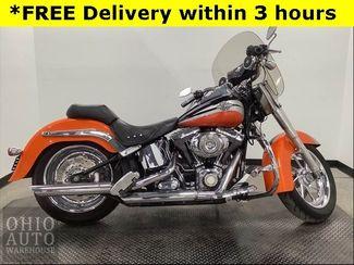 2007 Harley-Davidson Fatboy FLSTF Clean Carfax We Finance in Canton, Ohio 44705