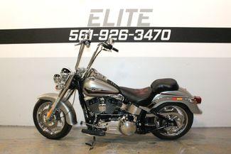 2007 Harley Davidson Fatboy FLSTF Fat Boy Boynton Beach, FL 12