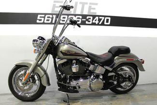 2007 Harley Davidson Fatboy FLSTF Fat Boy Boynton Beach, FL 39