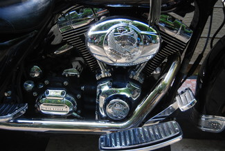 2007 Harley Davidson FLHRCI Roadking Classic Jackson, Georgia 5