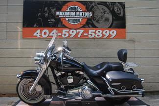 2007 Harley Davidson FLHRCI Roadking Classic Jackson, Georgia 9