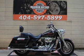 2007 Harley Davidson FLHRI Roadking Jackson, Georgia
