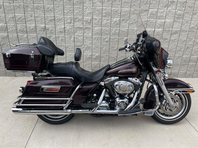 2007 Harley-Davidson FLHTC Electra Glide Classic