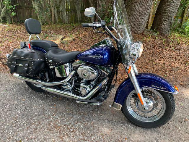 2007 Harley Davidson FLSTC