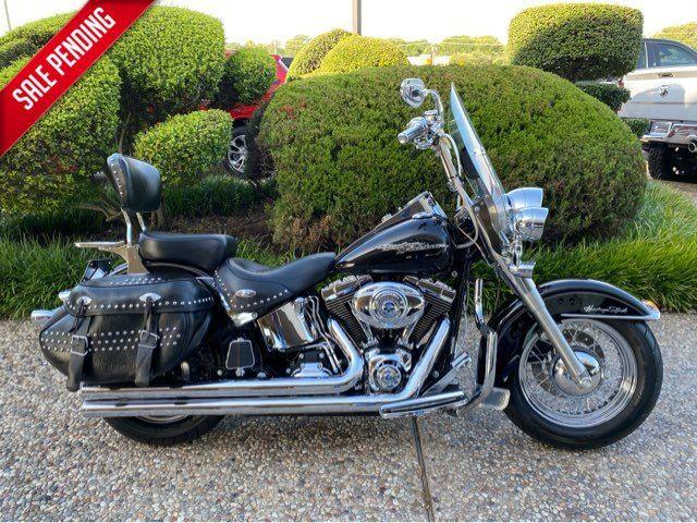 2007 Harley-Davidson FLSTC Heritage Classic