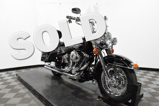 2007 Harley-Davidson FLSTC - Heritage Softail® Classic
