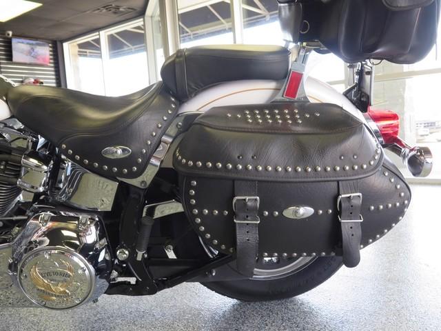 2007 Harley-Davidson FLSTC Heritage Softail Classic in McKinney Texas, 75070