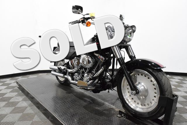 2007 Harley-Davidson FLSTF - Fat Boy®