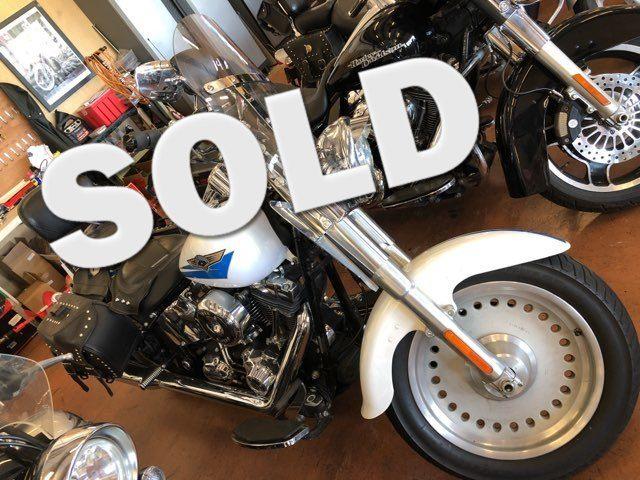 2007 Harley-Davidson FLSTF Fat Boy   - John Gibson Auto Sales Hot Springs in Hot Springs Arkansas