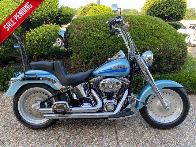 2007 Harley-Davidson FLSTF Fat Boy